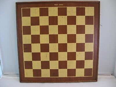Jaques Chess Board