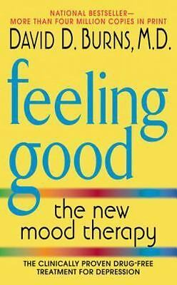 Feeling Good : The New Mood Therapy Vol. 1 by David D. Burns (2008,...