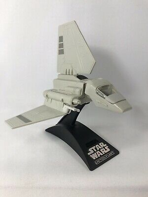 Imperial Shuttle Tyderium 2piece STAR WARS Micro Machines lot