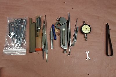 Misc Machinist Stuff Tools Parts