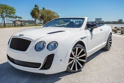 2015 Replica/Kit Makes Bentley GTC Chrome and Black **PRICE REDUCTION** 2015 Bentley GTC Convertible Replica MINT SHOWROOM Condition