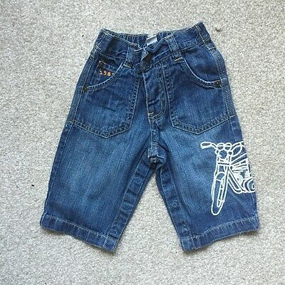 Baby Gap Boys Jeans Age 6-12 Months