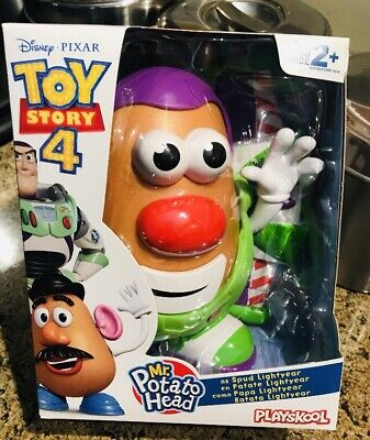 Toy Story 4: Mr. Potato Head - Spud Lightyear. In Hand. Ready To Ship