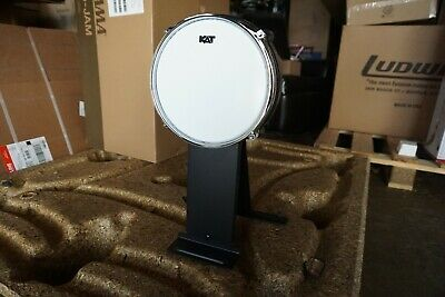 "KAT Percussion Bass Drum Tower with 8"" Pad and Cable for KT4M Module"
