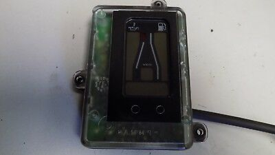 BMW r1150GS Adventure 2003 oil temp/fuel gauge display unit and wiring Tested