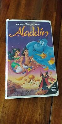 Aladdin and The Return Of Jafar VHS