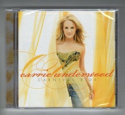 CARRIE UNDERWOOD cd new CARNIVAL RIDE - 13 TRACKS