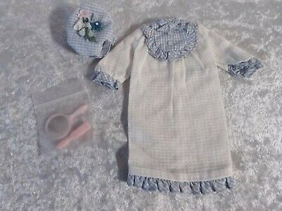 Vintage 1966-67 Barbie Francie Doll Outfit #1253 Tuckered Out