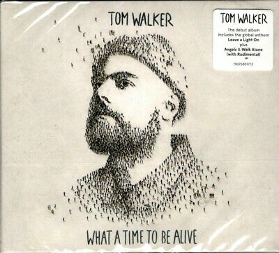 Tom Walker - What A Time To Be Alive - Cd Nuovo Sigillato 2019