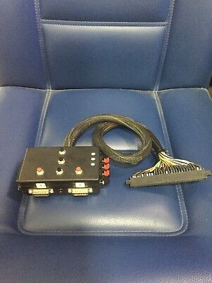 Supergun Arcade Kick Harness Jamma Neo Geo Mvs Cps 2