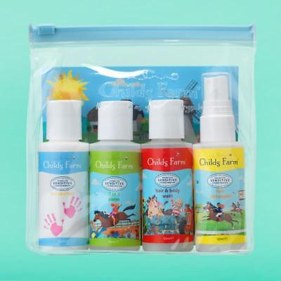 Childs Farm Little Essentials Kit 4x50ml Bouteilles - sans Paraben