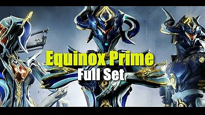 WARFRAME MIRAGE PRIME Set (PS4) - $10 00 | PicClick