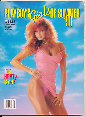 Playboy'S Girls Of Summer: The Heat Is On - 1990