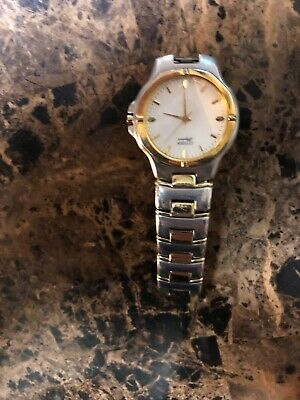 Citizen Eco-Drive Women's Two-Tone Watch Needs A Battery
