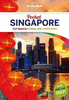 Lonely Planet Pocket Singapore by Lonely Planet, Cristian Bonetto (Paperback,...