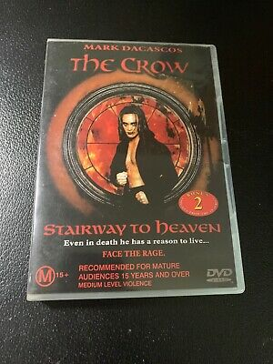 The Crow - Stairway To Heaven (DVD, 2002)