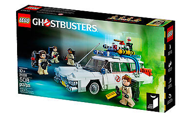 Lego Ghostbusters 21108 Ecto 1 Nuovo   Nuovo