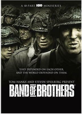 Band Of Brothers (6 Dvd) [Edizione in lingua inglese]