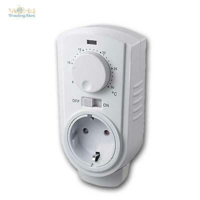 Outlet Thermostat St-35ana, Thermostat Plug Thermal Switch for Sockets