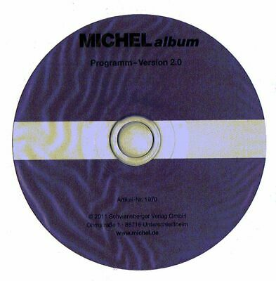 MICHEL  Album Programm Version 2.0