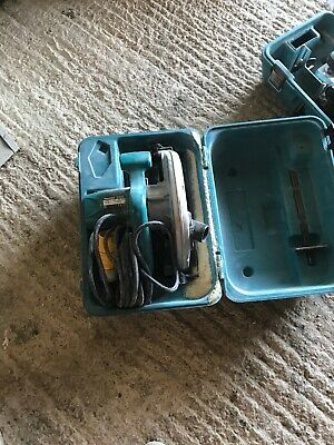 """MAKITA 5704R CORDED 110V 7""""/190mm CIRCULAR SAW WITH CARRY CASE"""