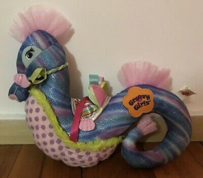 Groovy Girls Chauncey Seahorse Rare Collectible