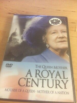 NEW FACTORY SEALED The Queen Mother,  A Royal Century [DVD]