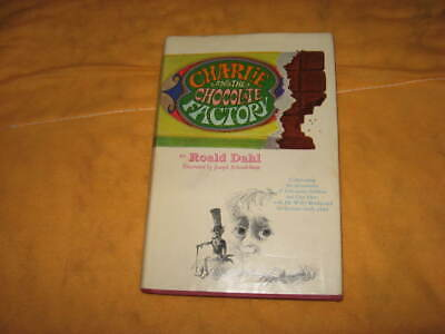 Charlie And The Chocolate Factory 1964 1St Edition/2Nd State Book By Roald Dahl