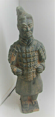 Ancient Chinese Han Dynasty Style Terracotta Army Soldier