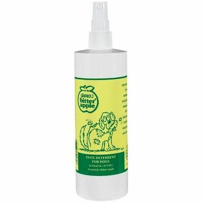Bitter Apple Spray for Dogs 8oz Stop Chewing Hot Spot Training Powerful Taste