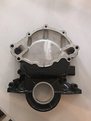 New style 302 timing chain cover Ford 5.0 Sbf
