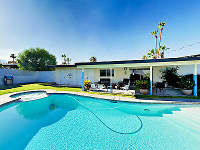 3 Nights: 68571 J Street Home Mid-Century Home by RedAwning ~ RA195142
