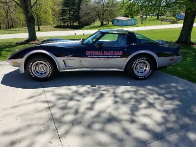 1978 Chevrolet Corvette Pace car Nice 78 Corvette Pace with 33 k miles runs and drives like new!