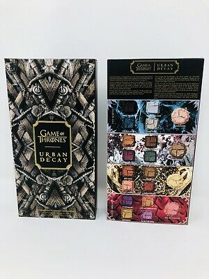 Urban Decay Game Of Thrones Eye Shadow Palette Sold Out Brand New Eyeshadow Rare