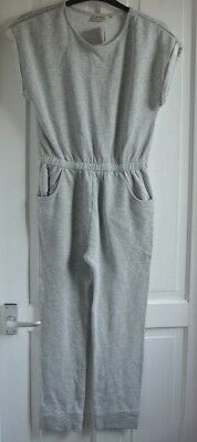 New next girls all in one catsuit Grey 11 years