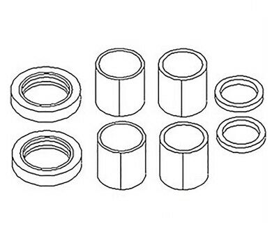 Spindle Kit For Ford Tractor 2n 8n 9n