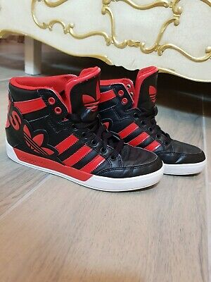 in stock 5092a 5dc26 Adidas Sneakers Sneaker schwarz rot 38 High Top