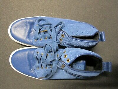 f55f814a63 VANS OTW Alomar Blue Suede Leather Skate Shoes Sneakers 11 EXC Cond