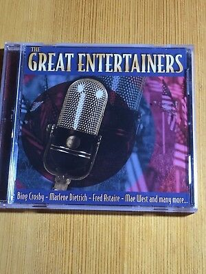 The Great Entertainers - CD