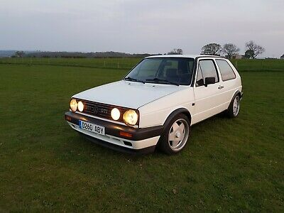 Mk2 Golf GTI Type 19 PG G60 Supercharged