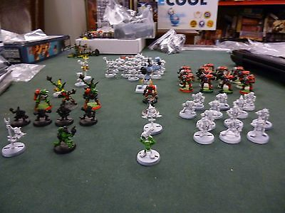 Blood Bowl Various Components Teams and Figures Games Workshop B3