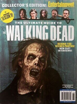 Entertainment Weekly COLLECTOR'S EDITION Ultimate Guide The Walking Dead Cover 1