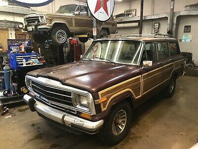 1988 Jeep Other  1988 Jeep Grand Wagoneer