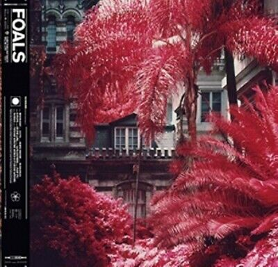 Foals - Everything Not Saved Will Be Lost Part 1 Album CD Sealed -NEW-