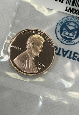 2019 W Lincoln Shield Cents *all 3 *(Proof-Reverse Proof & Uncirc.) **pre-Sale**