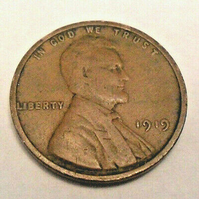 Penny  *GOOD OR BETTER*  **FREE SHIPPING** 1919 P Lincoln Wheat Cent