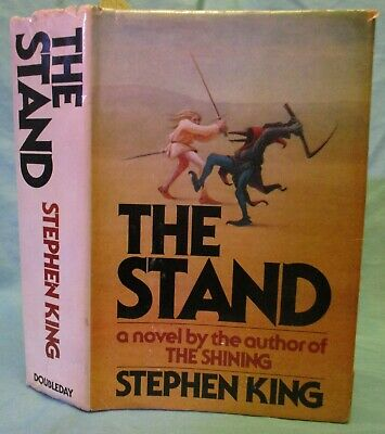 The Stand by Stephen King; BCE, Book Club Edition  HC/DJ