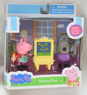 Peppa Pig Face Painting With Peppa Pig Bnip Free Shipping 8 99