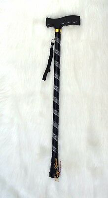 Walking Stick Authority Rod Royal Style Extendable Walking Staff