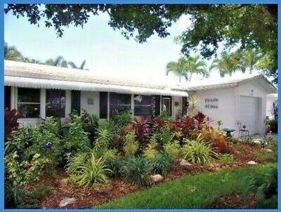 Lakefront Home in South Florida ~ 55+ Community, Dog-Friendly ~ Many Trees/Shade